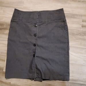 Dalia Size 14 Button Skirt